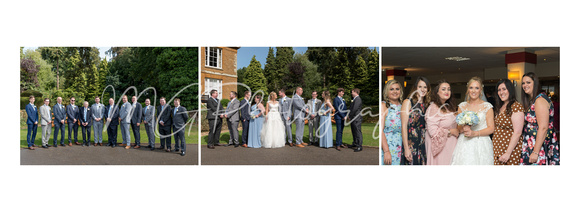 Claire and Martin, Sedgebrook Hall