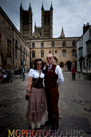 Lincoln Steampunk Festival,13 Sept 2013