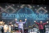 Rewind festival, Earth,Wind and Fire, 21st August 2016