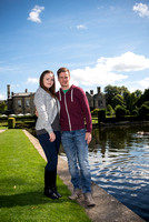 Sarah and Warren, Coombe Abbey