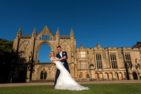 Katie and Simon, Newstead Abbey