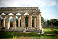Paestum Wedding, Italy