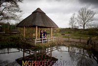 Pre-wedding shoo Nikki and Briant, Pitsford Reservoir